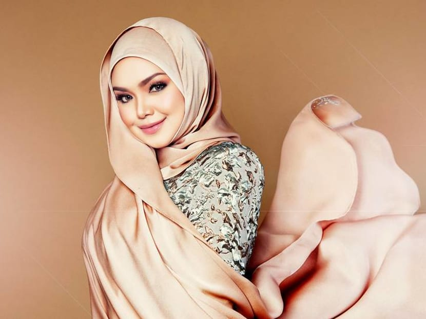 Malaysian singer Siti Nurhaliza reveals she's pregnant with her second child