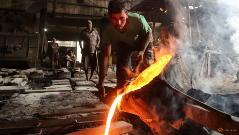 India's June industrial output grows 13.6 per cent yr/yr- govt