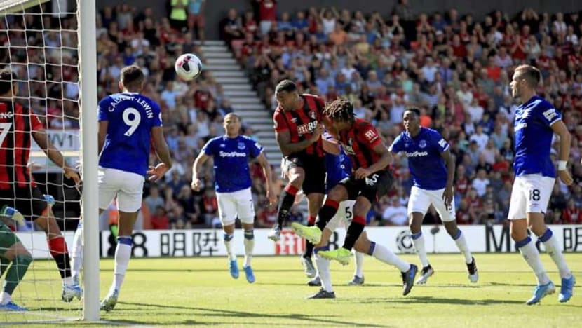 Football: Wilson's double helps Bournemouth defeat Everton
