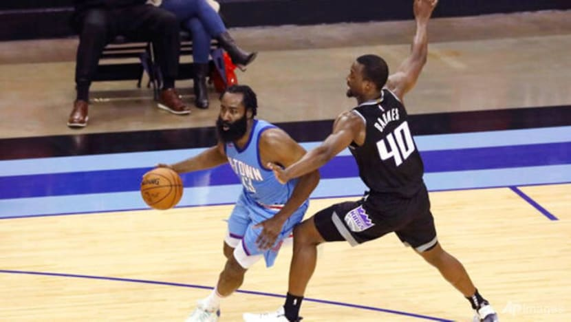 Basketball: Harden scratched late from Rockets' game with ankle sprain