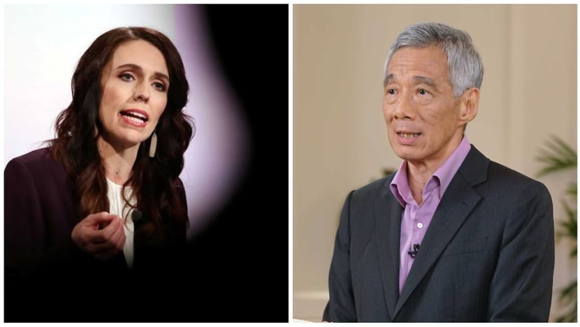 New Zealand's PM Ardern calls emergency APEC meeting on COVID-19; Singapore's PM Lee to attend