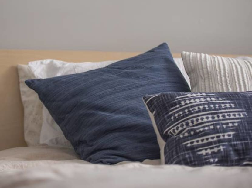 What's your pillow made of? How down feathers made someone really sick
