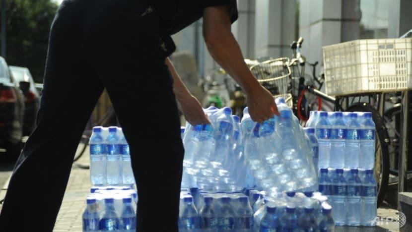 Singapore's S$134m bottled water addiction