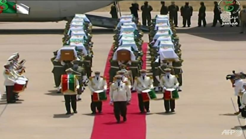 Algeria expects France to apologise for colonial past: President