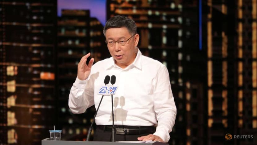 China too distracted to worry about Taiwan, Taipei mayor says