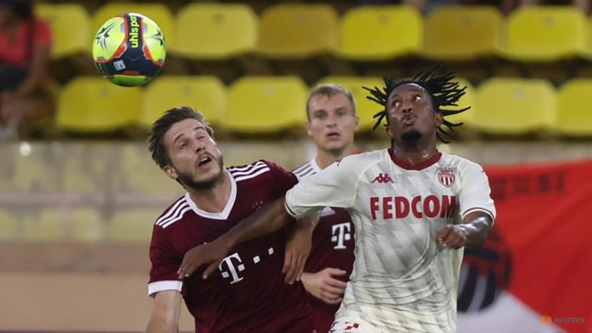 Soccer-Monaco, PSV and Benfica reach Champions League playoff round