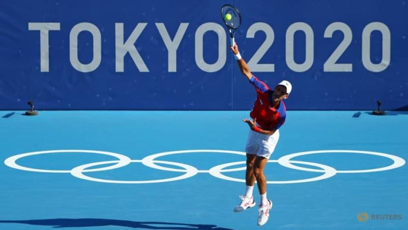 Olympics-Tennis-Djokovic, Medvedev lead calls for delayed start due to heat