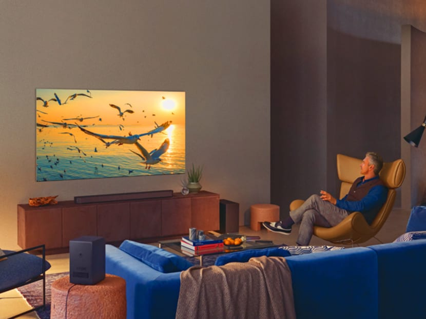 For a new era: The Samsung Neo QLED TV is your portal to watch, work and play from