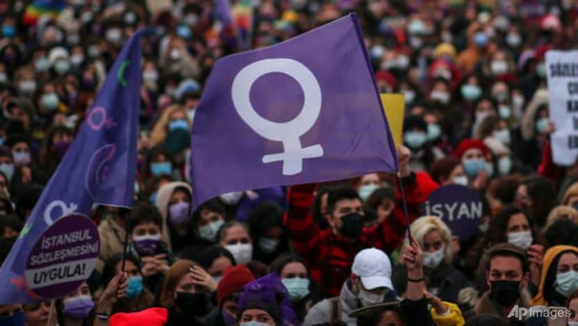 Turkey withdraws from European treaty protecting women