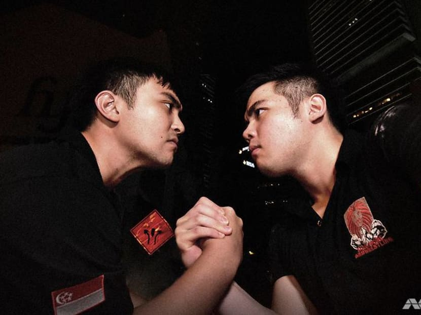 War, peace and biceps: Inside the world of competitive arm wrestling in Singapore