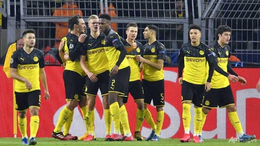 Football: Haaland double seals Dortmund win on Neymar's PSG return