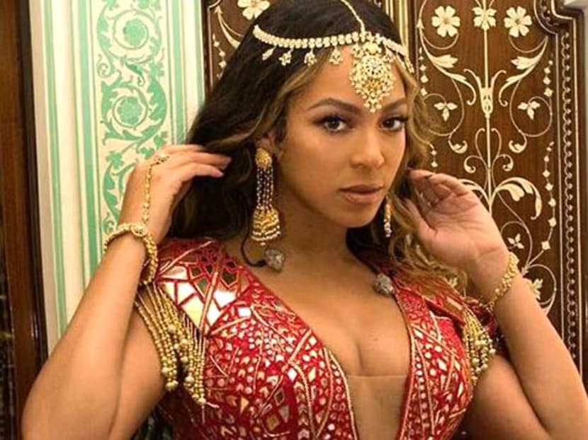 Beyonce performs at lavish wedding of India's uber-rich families
