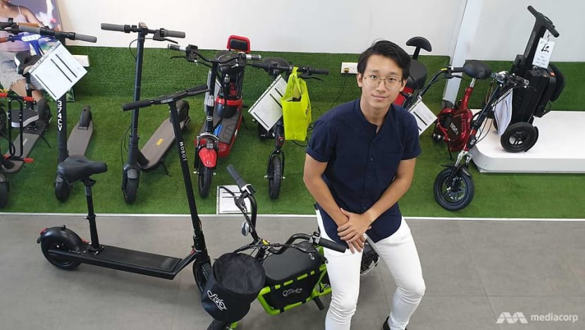 With Singaporean teen's help, e-scooters get new lease of life with needy families in Bali