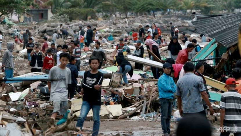 Singapore Red Cross pledges S$50,000 in aid for Indonesia tsunami victims