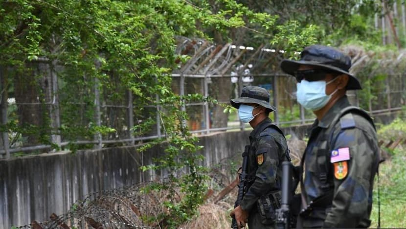 Malaysia tightens border control to guard against import of COVID-19 cases by illegal immigrants