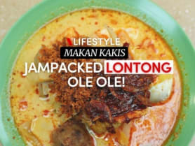 Makan Kakis: Jampacked lontong makes you shout ole ole! | CNA Lifestyle