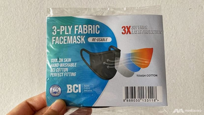 Government will no longer discourage people from wearing face masks, reusable masks to be distributed