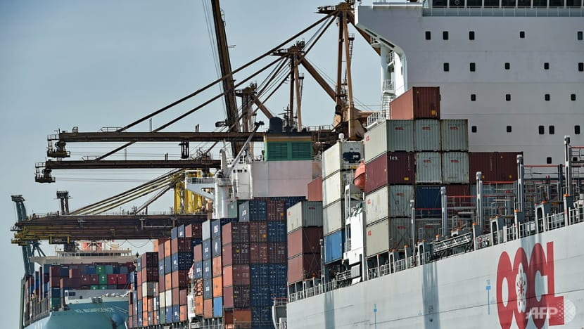 Singapore's exports down 8.1% in September in 7th straight month of decline