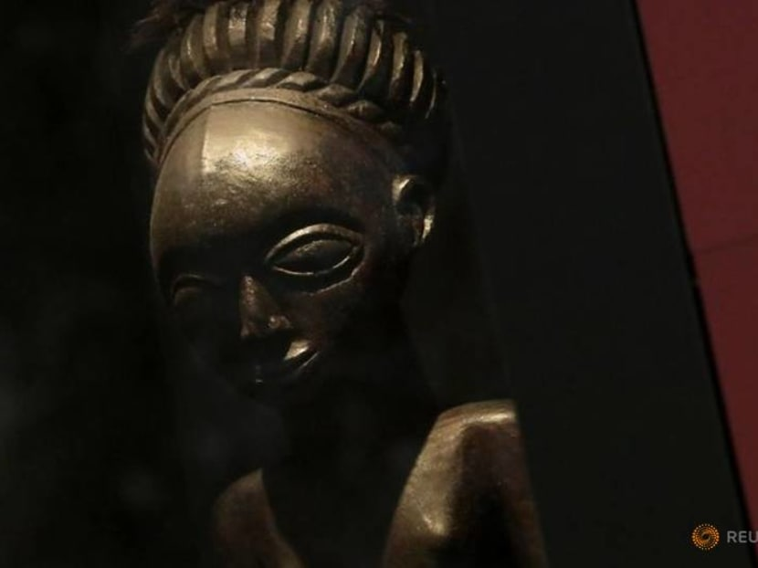 Belgium begins long road to returning looted Congolese art works
