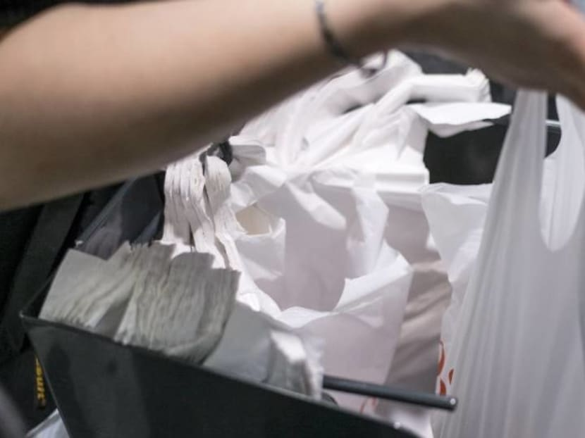 Commentary: Our reluctance to part with plastic bag stems from a 'yeah-but' mentality
