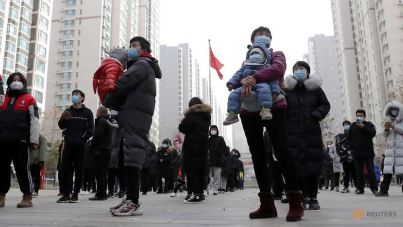 China reports first COVID-19 death in eight months