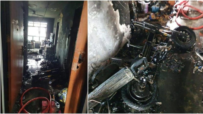 Power-assisted bicycle fires double in 2020 even as overall fire incidents dip: SCDF