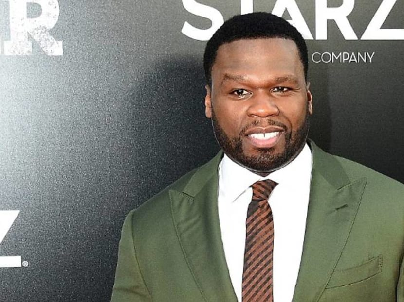Rapper 50 Cent shuts down Toys 'R' Us store for son's Christmas shopping spree