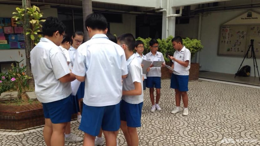 Secondary school posting from 2024: MOE details range of PSLE scores needed for each scoring band