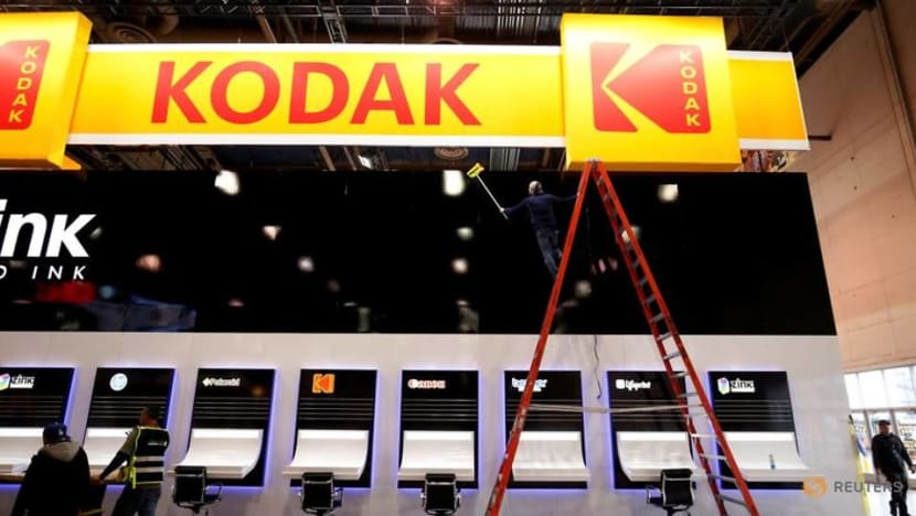 Kodak expects sales volumes to rebound after COVID-19 hit