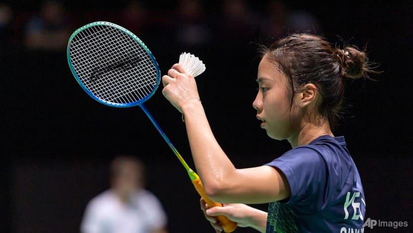 Badminton: Singapore's Yeo Jia Min advances to world championships quarter-final