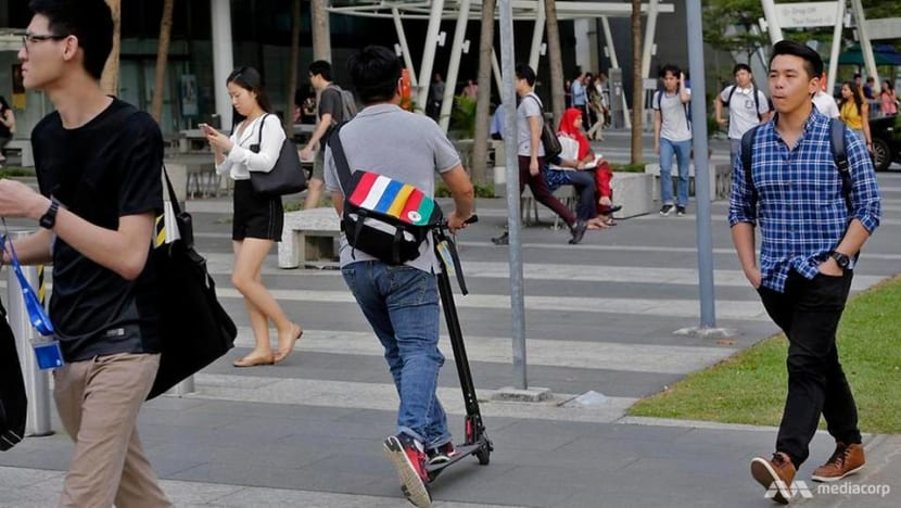 No plans to ban PMDs on footpaths: Ministry of Transport