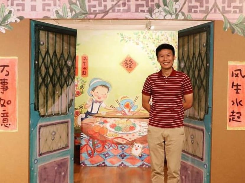 Creative Capital: How this illustrator and children's book author dreams big in Singapore