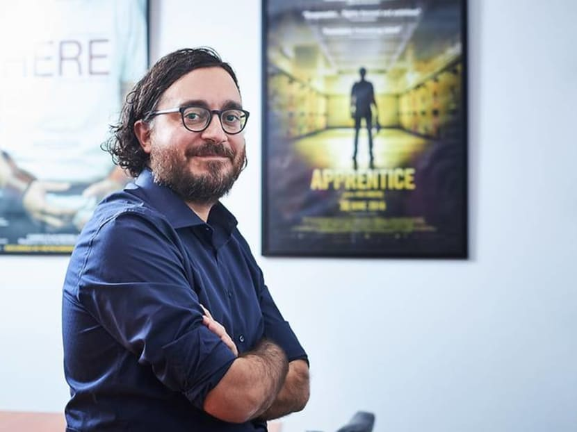 'I consider myself a Singaporean filmmaker': The Spanish man behind our best movies