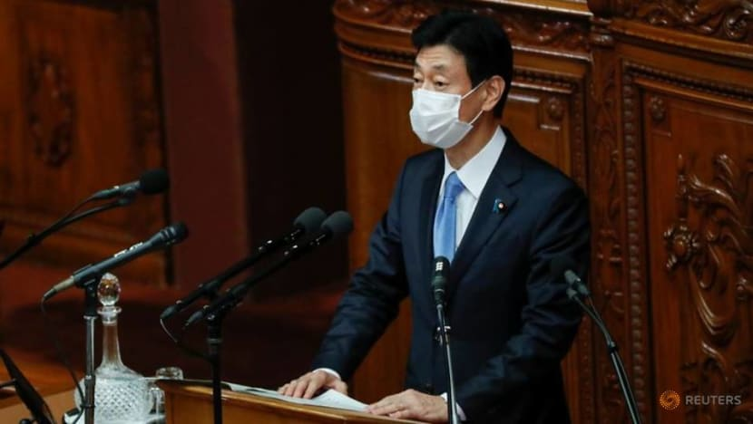Japan econ minister says to cooperate with central bank on revitalisation
