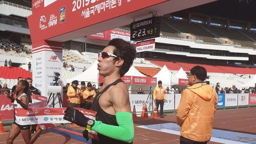 Athletics: Soh Rui Yong breaks 23-year national marathon mark