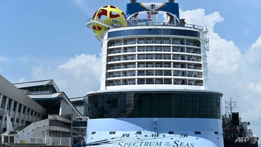Cruise passenger traffic in Singapore down 52% since COVID-19 outbreak; STB to give industry more support