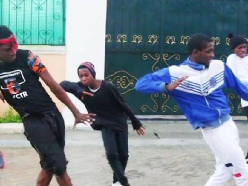 Nigerian stunt crew aims to kick-start Nollywood action boom