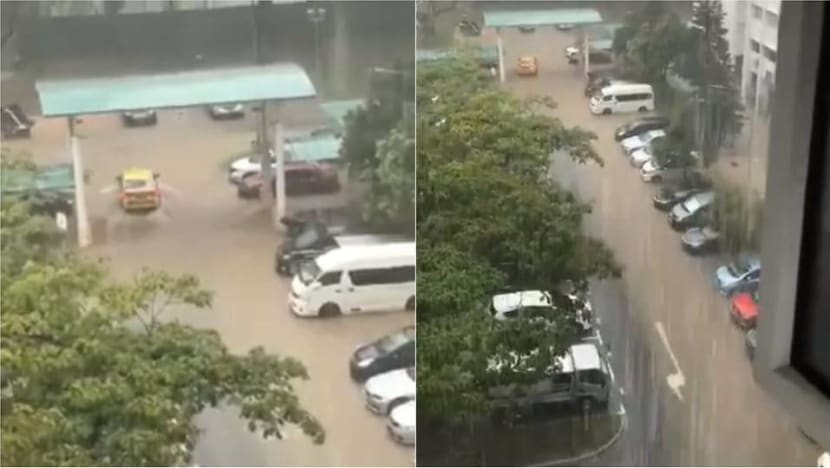 Capacity of drains 'overwhelmed by intense rainfall' during Apr 30 flash floods in parts of Singapore: Masagos
