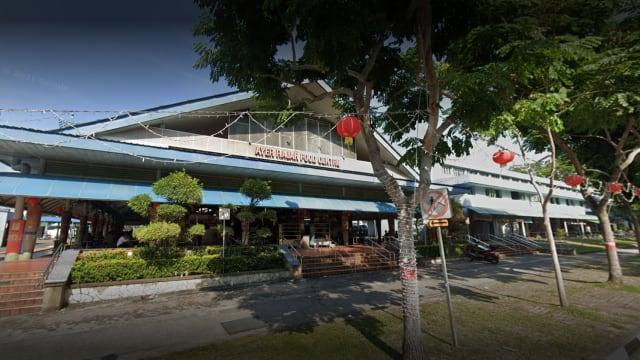 亚逸拉惹熟食中心出现冠病病例 即起关闭四天