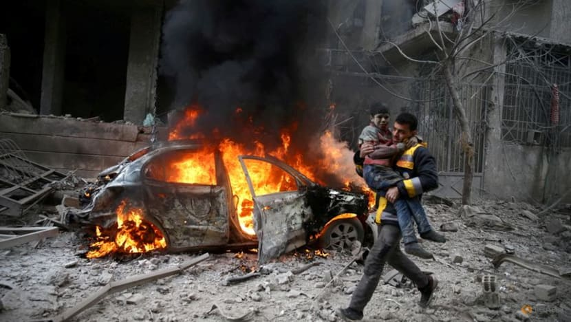 UN issues new Syria war death toll, says 350,000 is an 'undercount'