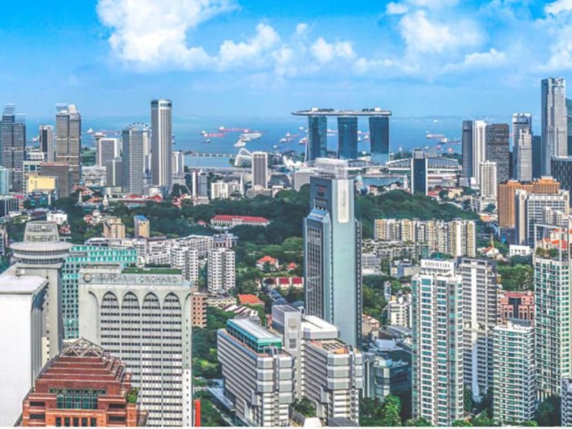 Singapore's property market is drawing expats from Hong Kong