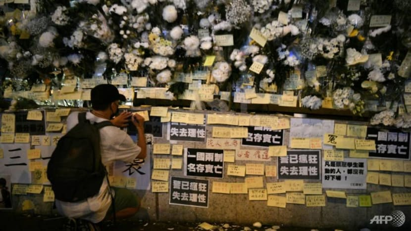 Carrie Lam says measures announced this week a 'first step' as Hong Kong braces for more protests