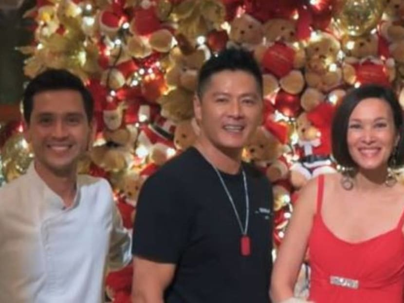 Li Nanxing and Singapore MasterChef Zander Ng cook up early Christmas feast