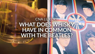 What does whisky have in common with The Beatles? | CNA Luxury