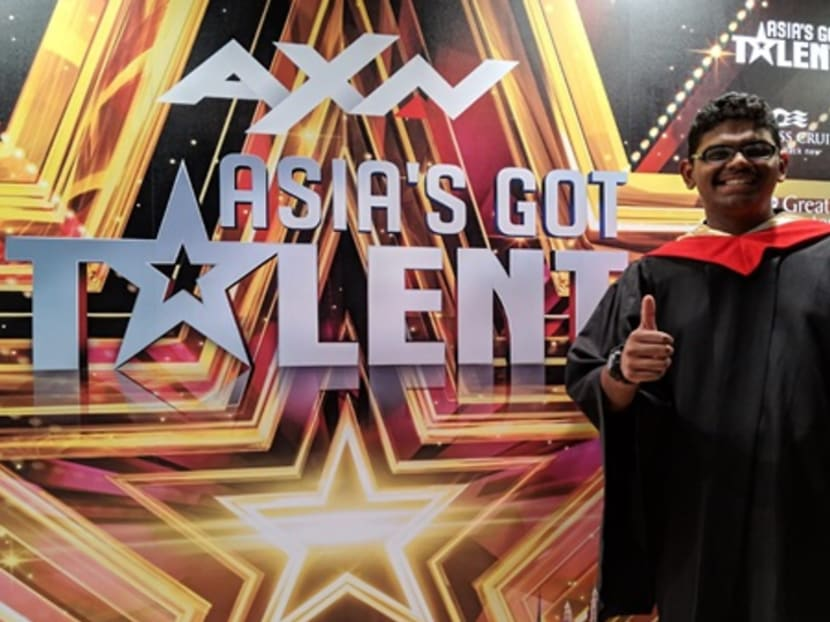 Malaysian 'human calculator' comes second in Asia's Got Talent 2019