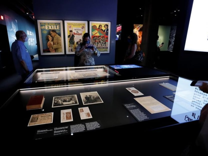 A home for R2-D2, ET and more: A new film museum in LA celebrates movie magic