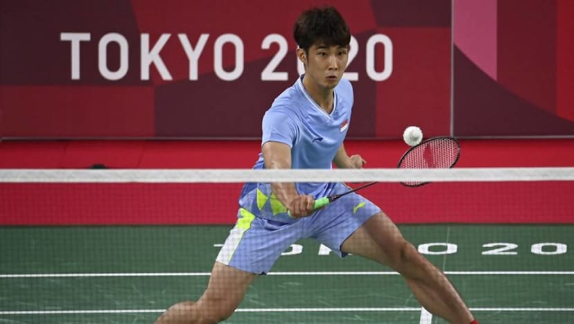 Badminton: Singapore's Loh Kean Yew falls to Indonesia's Christie in thriller, eliminated from Olympics