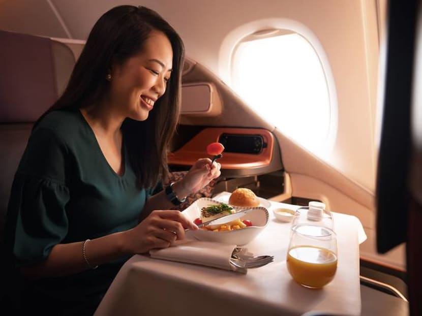 SIA scraps 'flight to nowhere' plan, launches limited plane dining service, tours and home food delivery