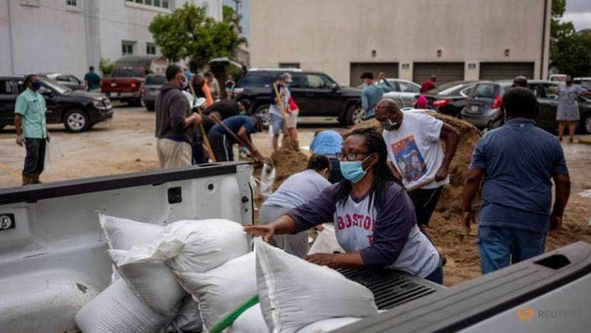 Commentary: How do you ensure social distancing when evacuating people from a hurricane?