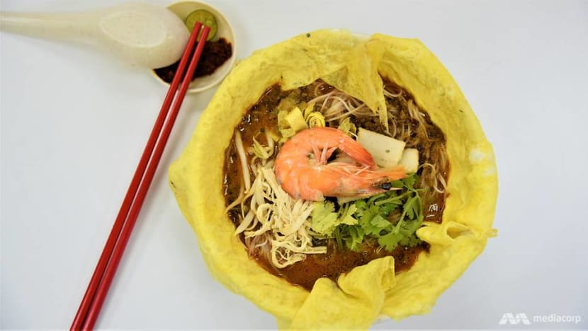 Kafe Shah Alam tarik pelanggan dengan sajian Sarawak dan laksa Pattaya